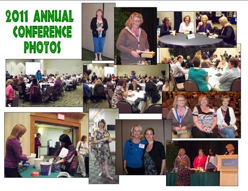 2012 annual calendar. the 2012 Annual Conference